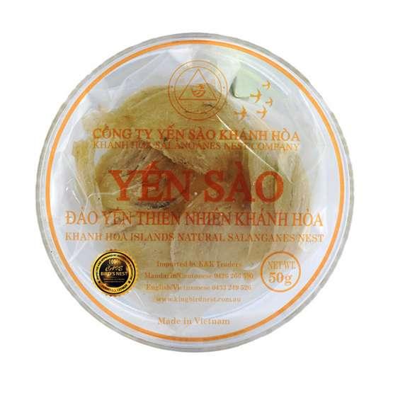 Yen sao khanh hoa nguyen to 50g