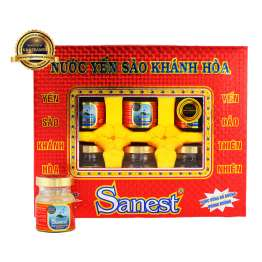 Nuoc yen Sanest hu sugar free