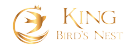 King Bird Nest Logo